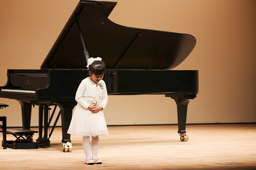piano recital photo