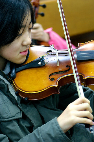 private violin lessons